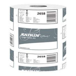 Obrazek Ręczniki papierowe Ręcznik papierowy 90 m 6 rolek  KATRIN 2658