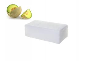 Obrazek Parafina kosmetyczna MELON, kostka 400 ml