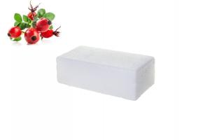Obrazek Parafina kosmetyczna DZIKA RÓŻA, kostka 400 ml