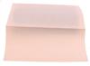 Obrazek Chusty kosmetyczne 33x46 cm 50 szt. Serweta jednorazowa podfoliowana Podkład Serwety podfoliowane łososiowe