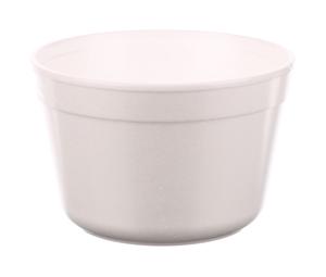 Obrazek Pojemnik na zupę styropianowy 460 ml Jednorazowe pojemnik na zupę 460 ml 50 sztuk