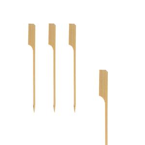 Obrazek Jednorazowe wykałaczki z bambusa wykałaczka 18cm 250 szt