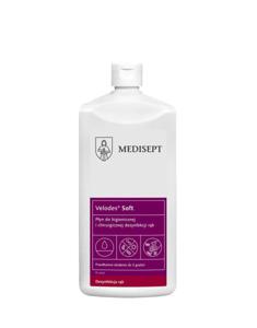 Obrazek MEDISEPT VELODES Płyn do dezynfekcji rąk 500 ml