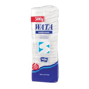 Obrazek Wata bawełniana BELLA 100% bawełny opakowanie 500g