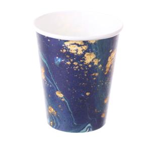 Obrazek Kubki jednorazowe Kubek jednorazowy do gorących napojów kawy herbaty 0,4L 50 szt.