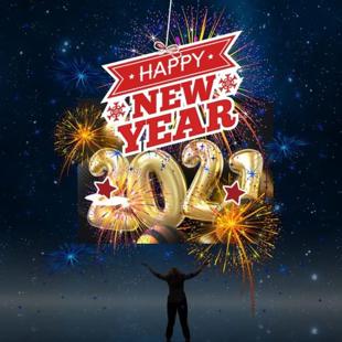 Obrazek dla kategorii Szczęśliwego Nowego Roku 2021