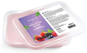 Obrazek Parafina kosmetyczna Owoce leśne i truskawki 500 ml