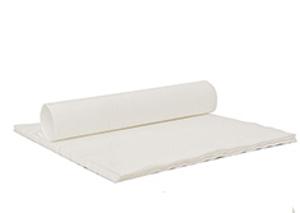 Obrazek Chusty zabiegowe 40x70 cm. Gramatura 60/m2 ( bardzo grube i chłonne) Chusteczki kosmetyczne Ręczniki jednorazowe z miękkiej włókniny bio. Białe 100 sztuk Myjki jednorazowe