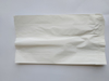 Obrazek WYPRZEDAŻ  Torebka papierowa biała 210x120x50 mm na mały kosmetyk , bułkę bez ucha Opakowanie 1000 szt.